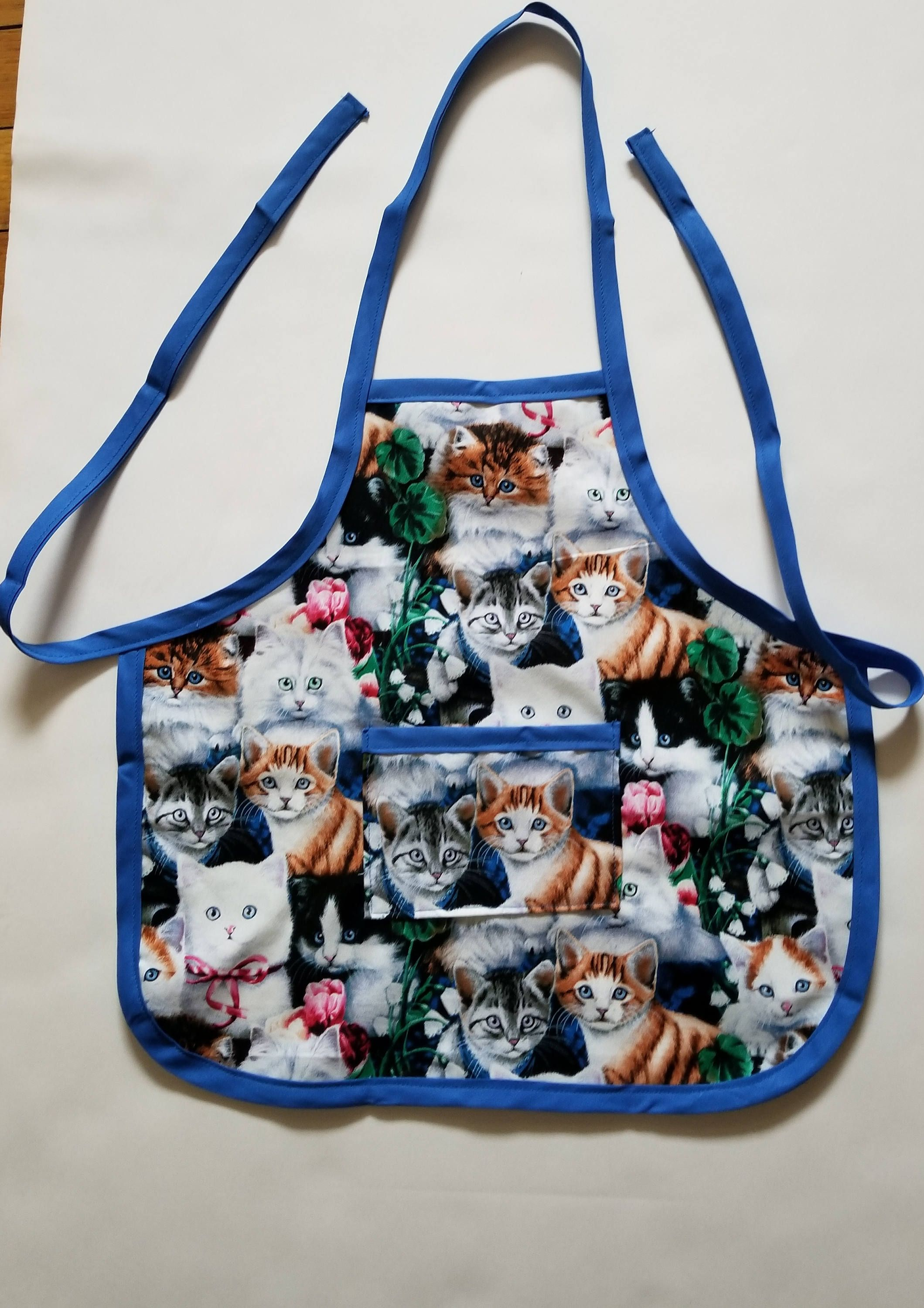Cat Toddler Apron Kitten Toddler Apron Kid S Aprons Kid S Cat Aprons Kid S Toddler Aprons Aprons For Toddlers Aprons Toddler Apron Kids Apron Childrens Aprons