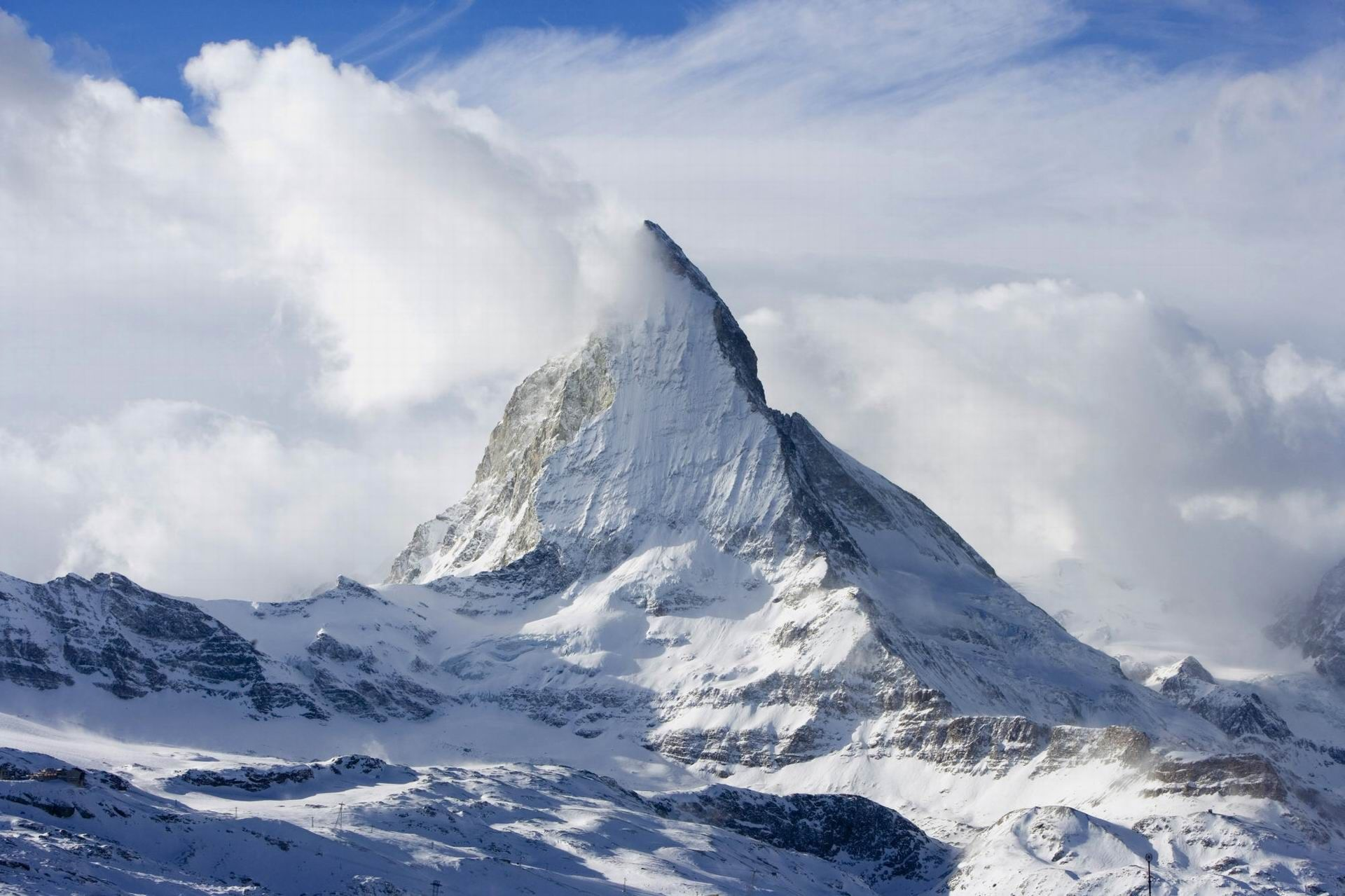 matterhorn, zermatt, swiss alps, switzerland - hd travel photos and