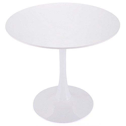 Tobbi 32 Inch Round Tulip Dining Table Coffee Table In W Https