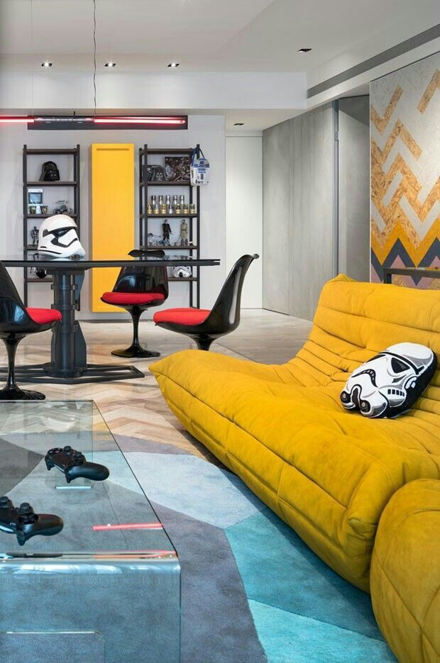 Pin by Sarah on Game room ideas | Pinterest | Cave, Men cave and ...