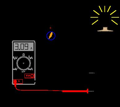 Basic Ammeter Use Worksheet Basic Electricity In 2020 Multimeter Circuit Components Basic