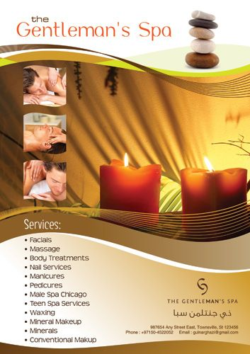 Massage Flyers  Yahoo Image Search Results  Flyer For Foot