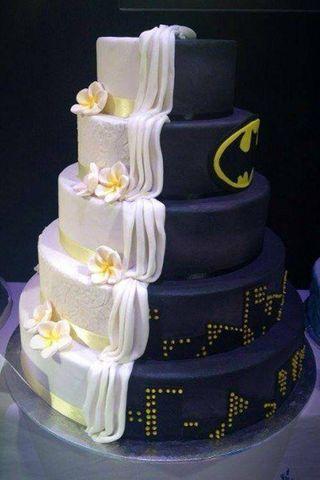 Photo of 40 originelle Hochzeitstorten, von denen Sie sich inspirieren lassen können für …