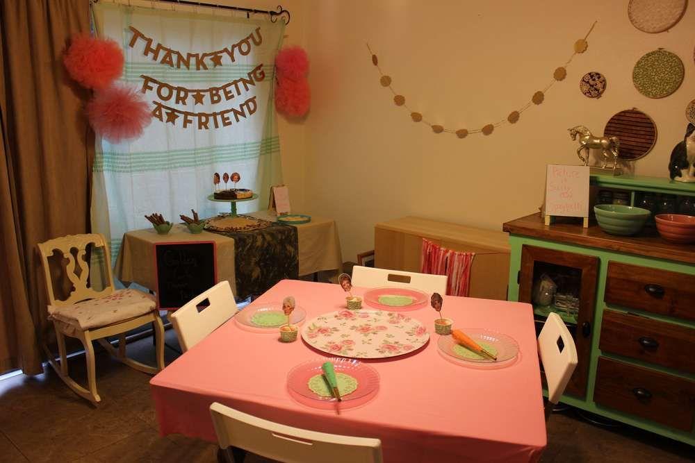 Girls Dinner Party Ideas Part - 38: The Golden Girls Dinner Party Party Ideas