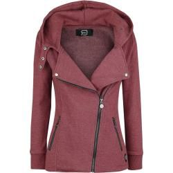 Photo of Red by Emp Let It Rock hooded jacket Red by Emp