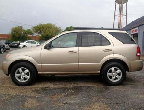 Cheap 2006 Kia Sorento Lx Suv 6999 Cheap Cars For Sale Pinterest