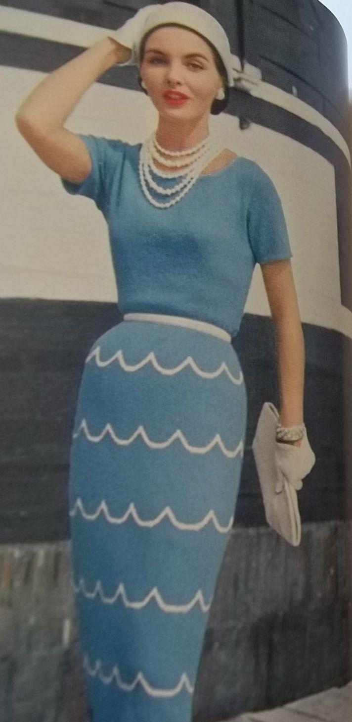 Hold for miss j original vintage vogue knitting magazine 1955 hold for miss j original vintage vogue knitting magazine 1955 spring summer book 76 pages 50s era bankloansurffo Choice Image
