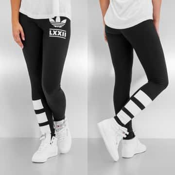 Adidas Leggings Noir Von Def Shop Com Leggings Tenue De Sport Adidas