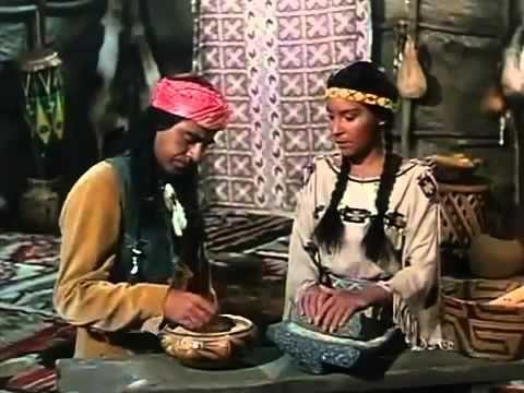 White Comanche (1968) Comanche blanco - SPAGHETTI WESTERN - YouTube