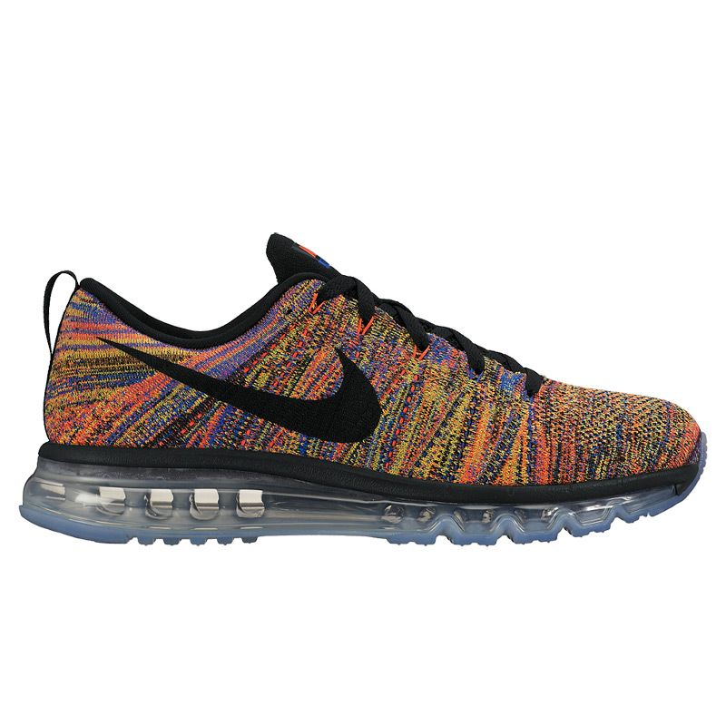 34a8d3b0b5ae7 coupon for nike flyknit max black black racer blue total crimson bb475 f66a0