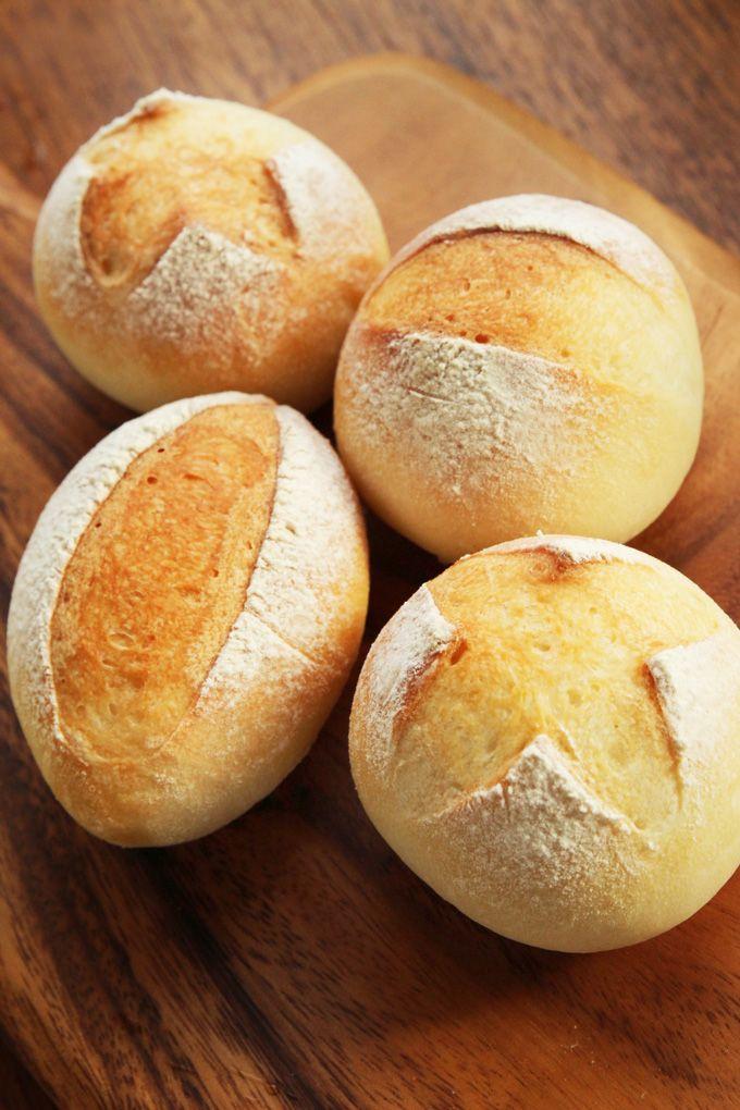 準 強力粉 代用 【検証】強力粉、準強力粉、薄力粉でフランスパンを作ったら違いが半...