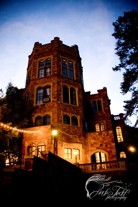 Glen Eyrie Castle Colorado Springs Wedding Colorado