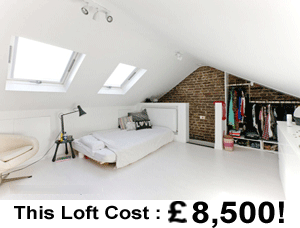 Low Cost Attic Conversion In London