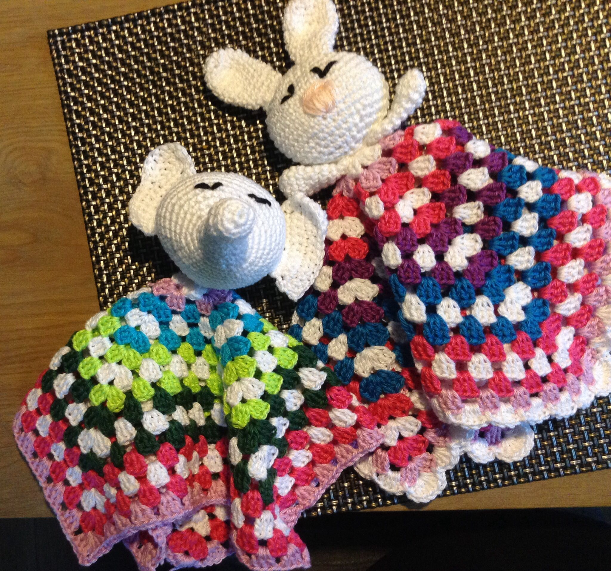 Free Crochet Patterns For Baby Blankets Newborns Handmade