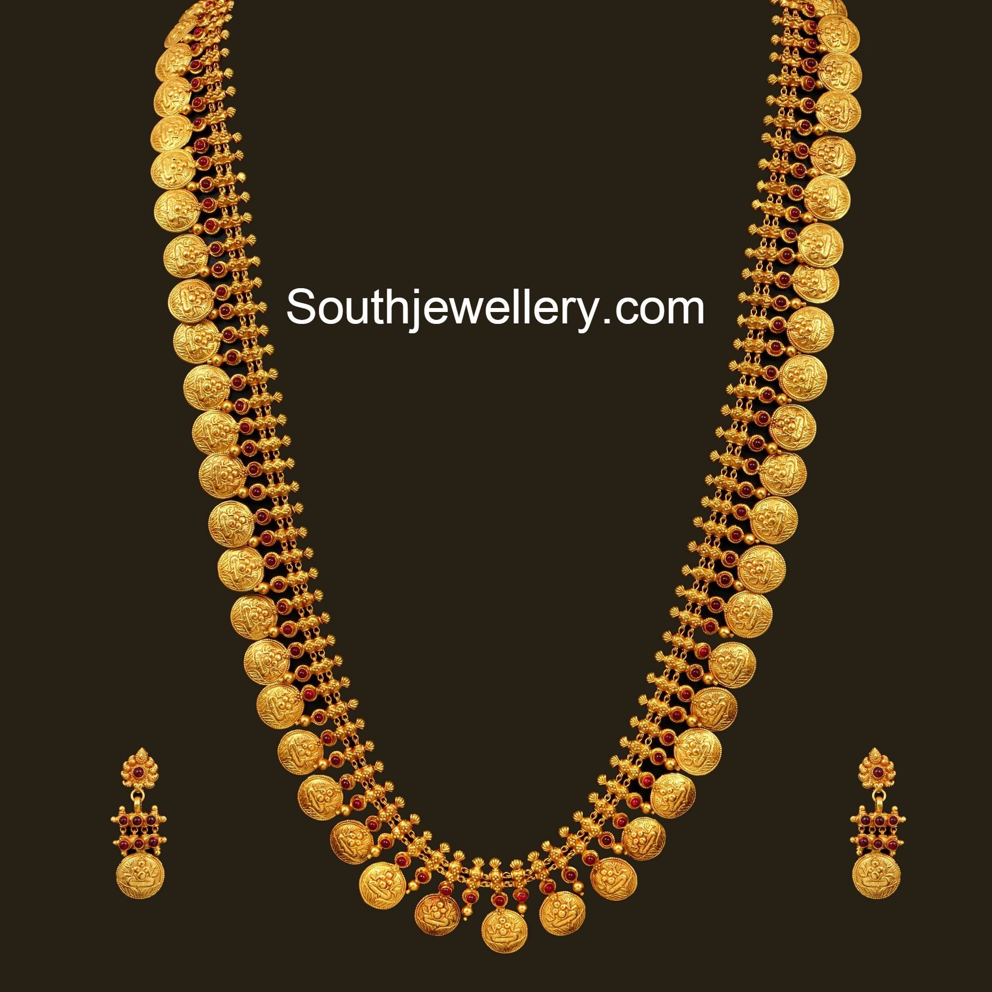 Pai jewellers gold necklace designs latest indian jewellery designs - Jewellery Designs Page 5 Of 949 Latest Indian Jewellery Designs 2017 22 Carat Gold Jewellery