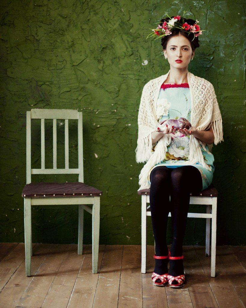 frida kahlo fashion frida fashion inspiration pinterest photographie art et mode. Black Bedroom Furniture Sets. Home Design Ideas
