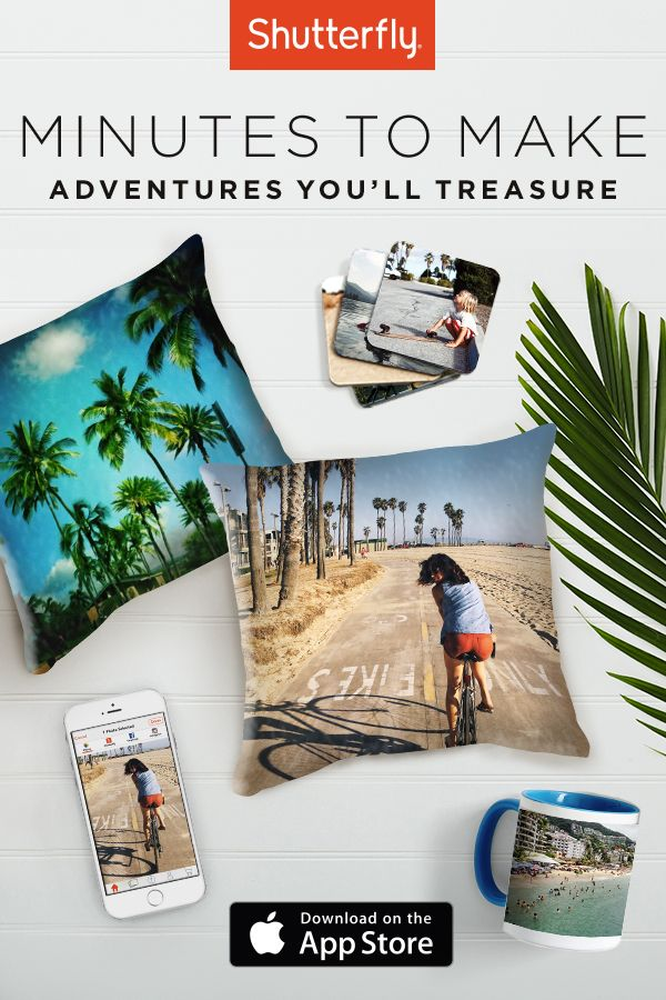 Easily Turn Your Favorite Travel Moments Into Keepsakes With The Shutterfly Plus Get