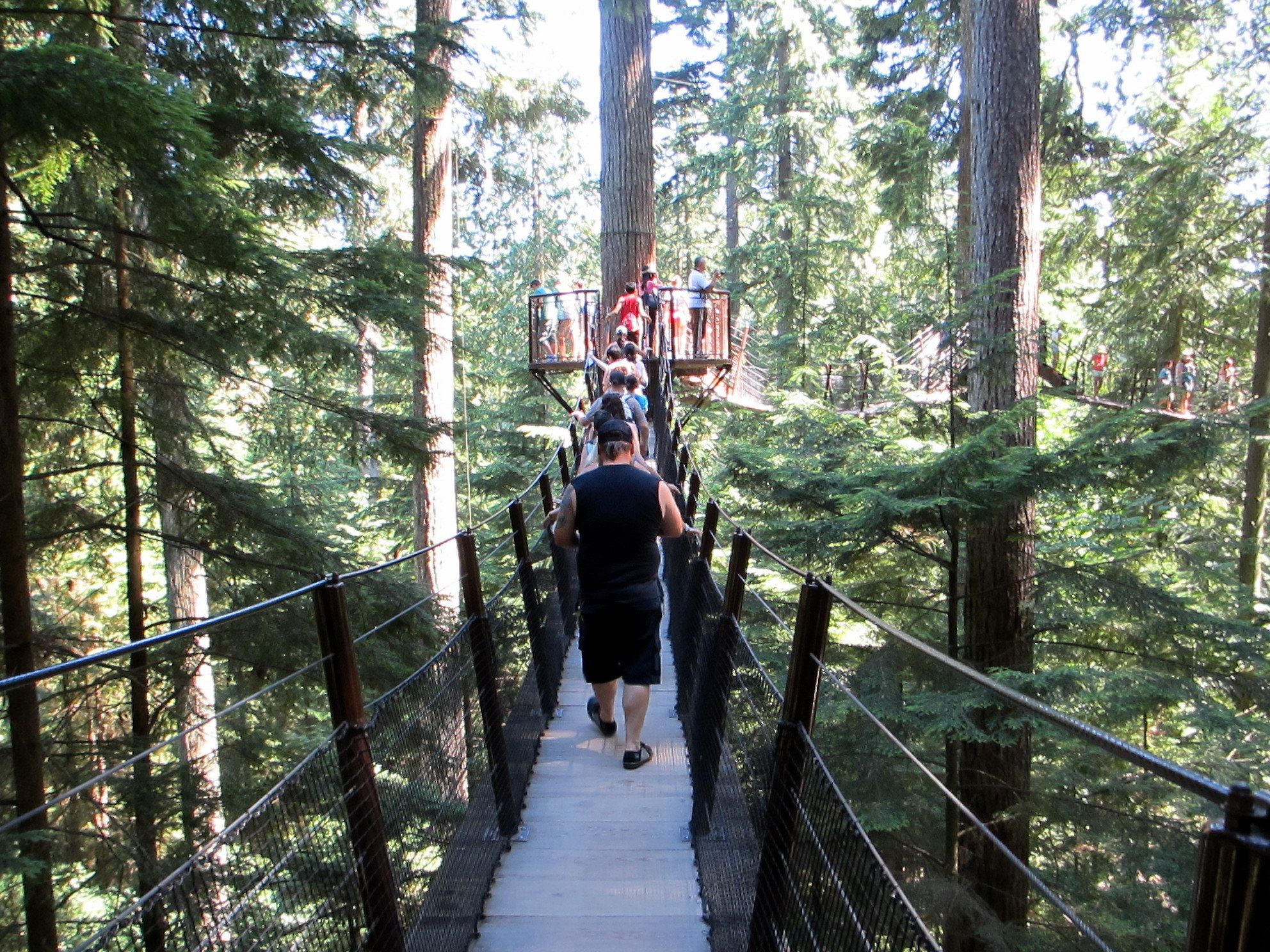 Canada Capilano Suspension Bridge