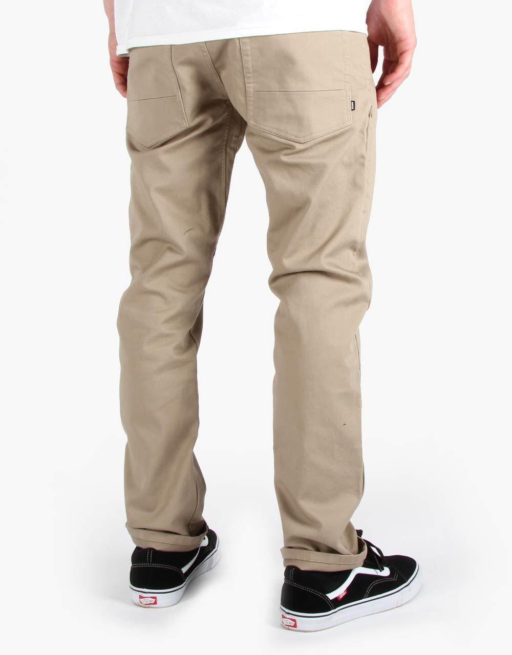 55295319250de6 Nike SB FTM 5-Pocket Pants - Khaki - RouteOne.co.uk | Stylez | Pants ...