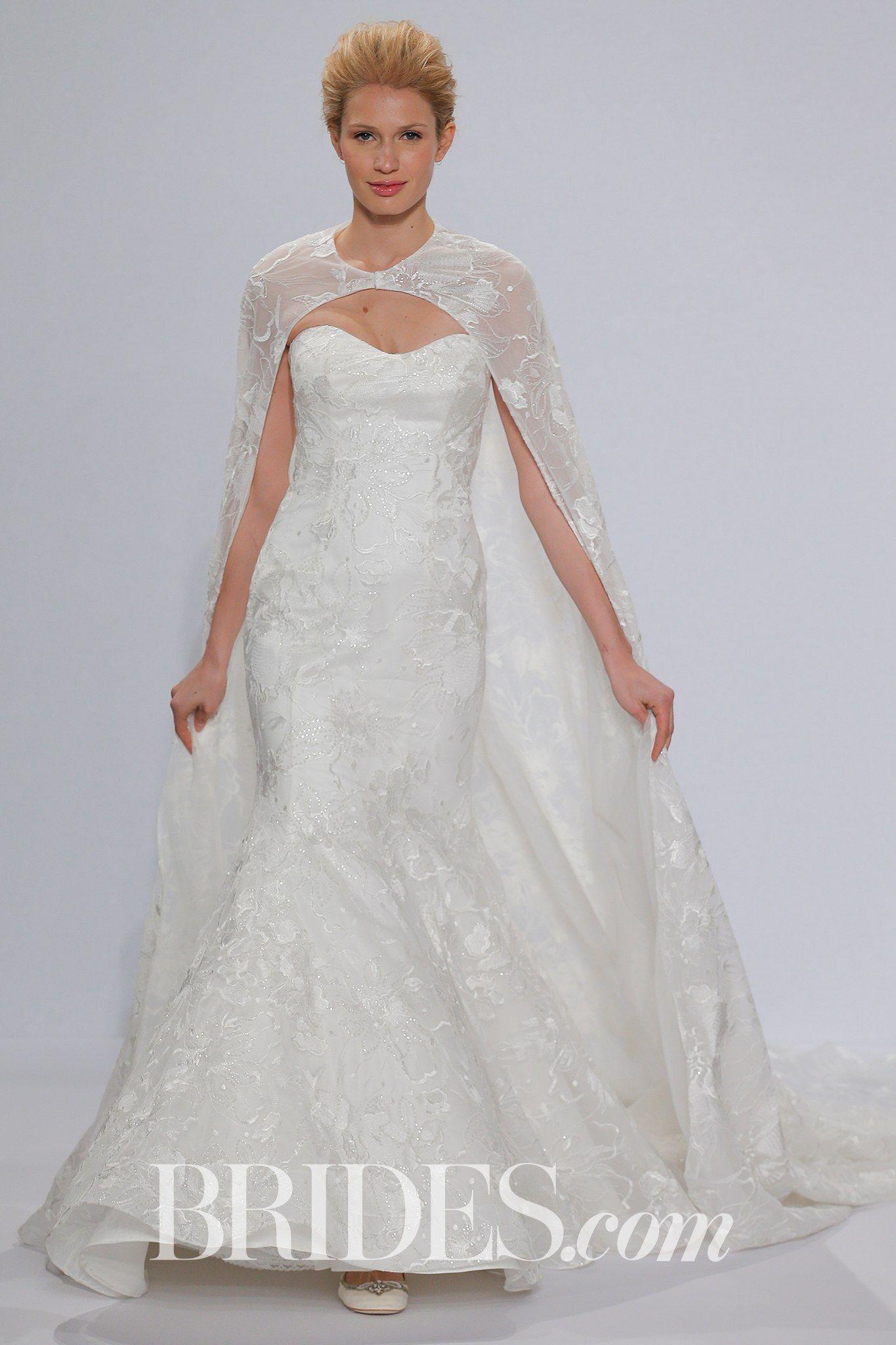 53f154cc0f4 Randy Fenoli for Kleinfeld Bridal   Wedding Dress Collection Spring 2018