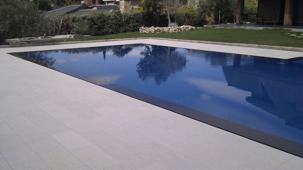 tipos de piscinas desbordantes | hidalgo y recio piscinas