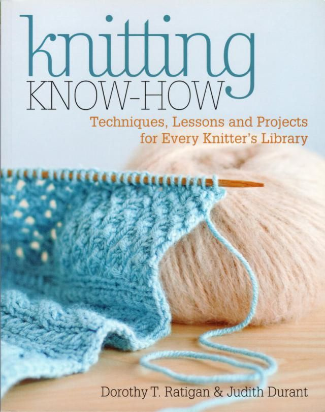 New to Knitting? Learn How to Read and Understand a ...
