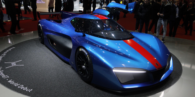 Pininfarina Is Relaunching As A High End Electric Car Brand Car Brands Electric Car Car