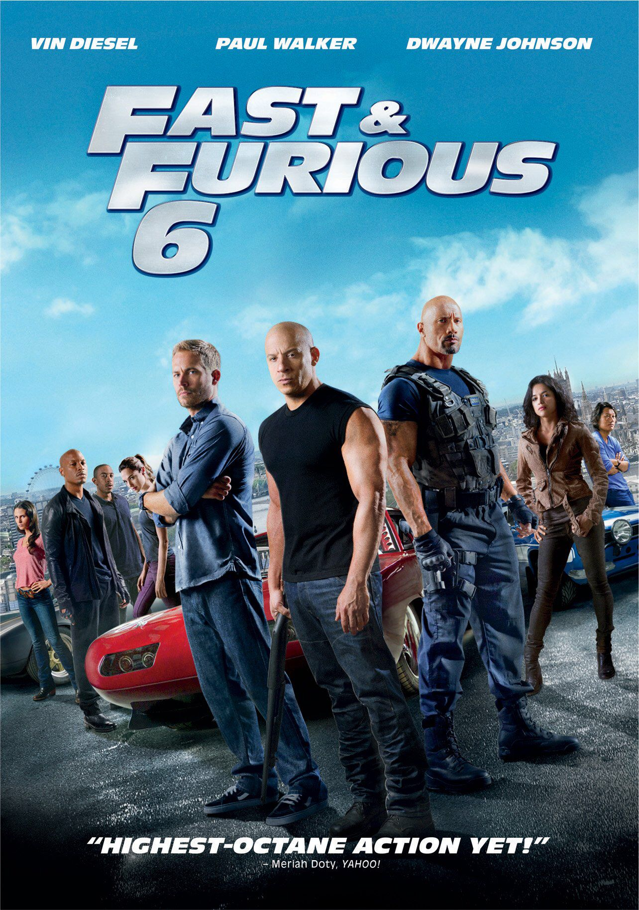 Fast Furious 6 2013 Fast And Furious Furious 6 Blu Ray