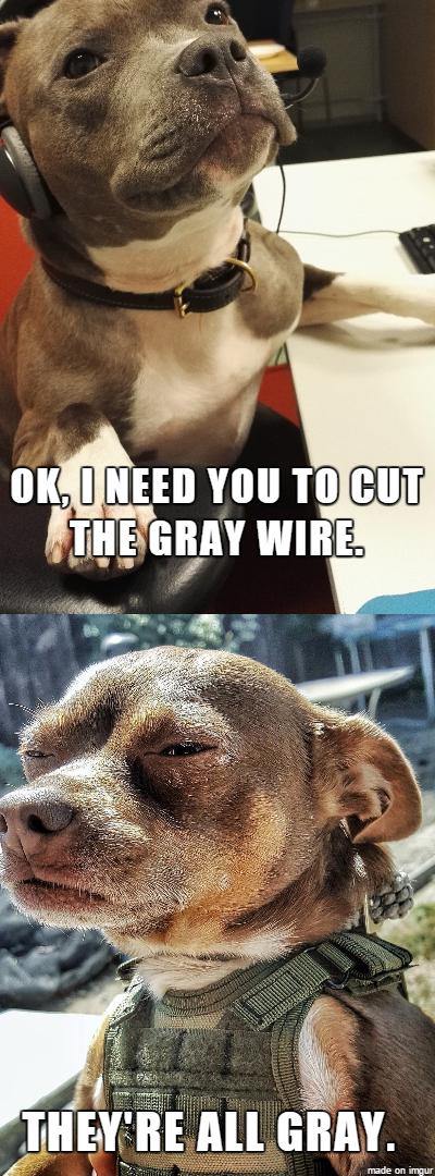 The Wire Meme Generator