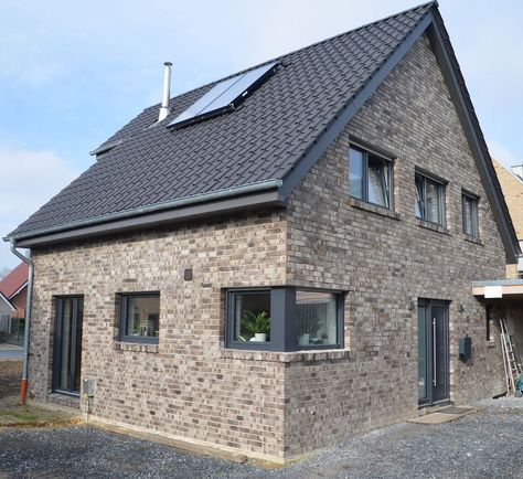 Münster Architekten bild1 eingang haus b in gelmer bockhaus odenthal architekten münster
