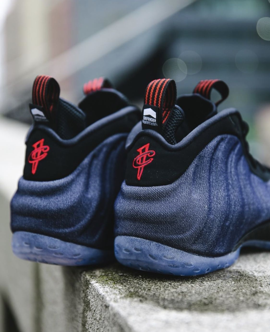 "new style eae99 d3c75 Nike Air Foamposite One ""Denim"""