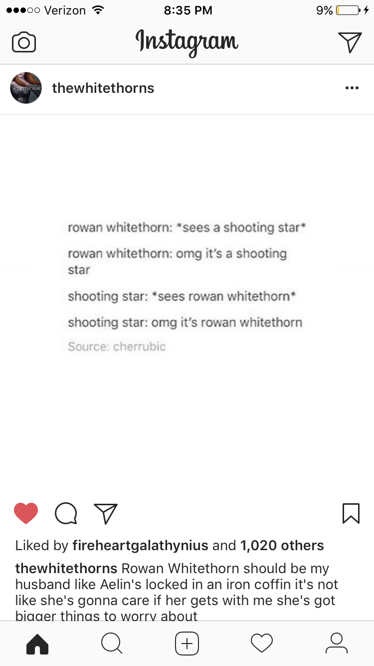 Lol we are all that shooting star
