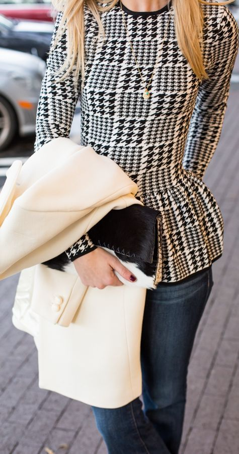 #Houndstooth: Check by A Piece Of Toast