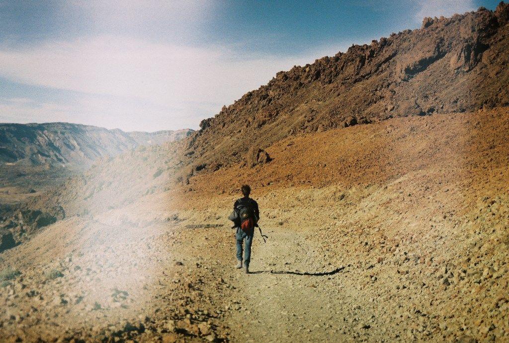 Teide National Park Trecking