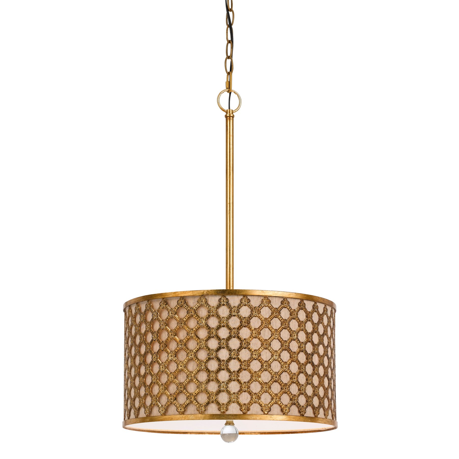 Cal Lighting Fairview Fx 3597 1P Pendant  Fx 3597 1P