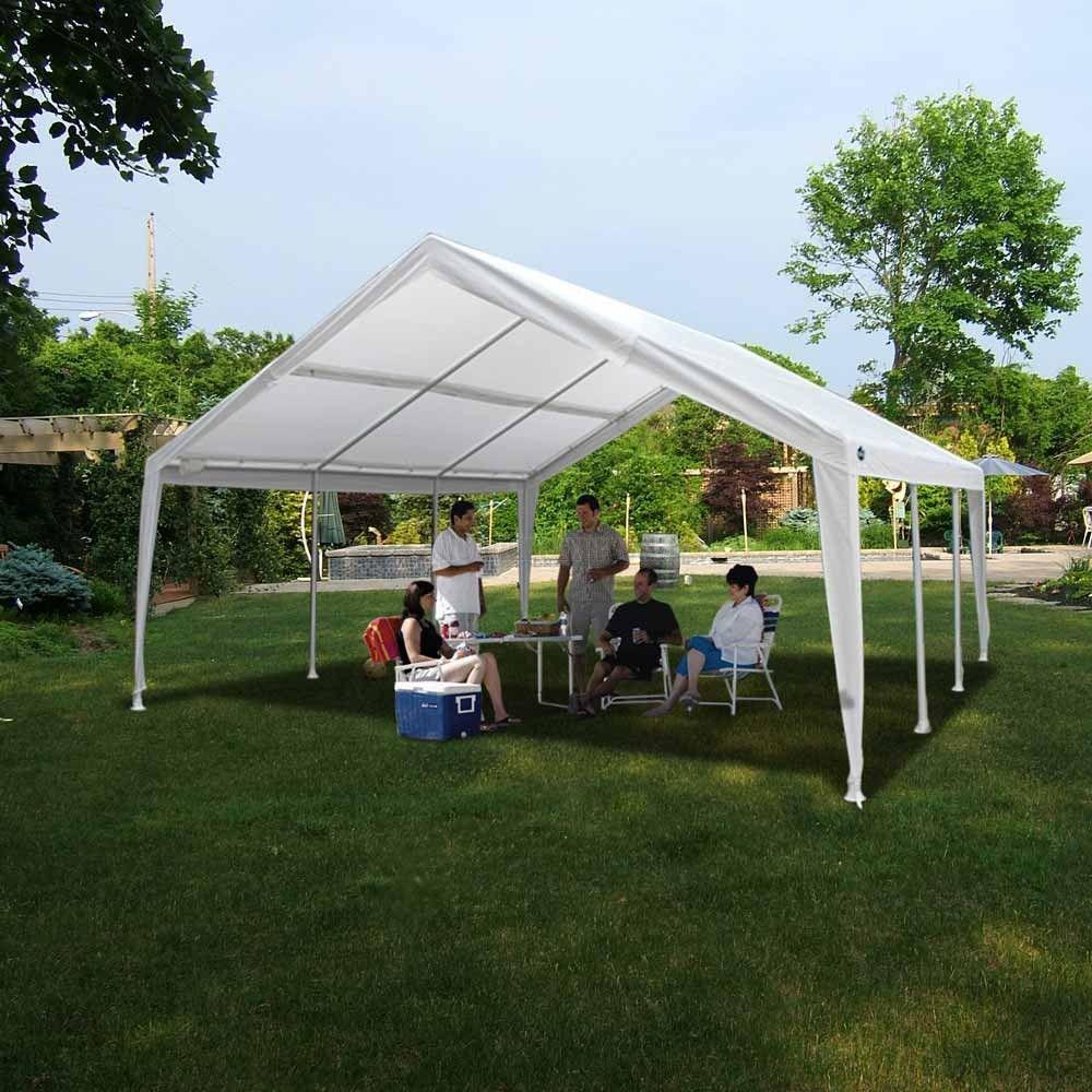 King Canopy 12u0027 x 20u0027 - 20u0027 x 20u0027 Expandable Event Tent & King Canopy 12u0027 x 20u0027 - 20u0027 x 20u0027 Expandable Event Tent - Having ...