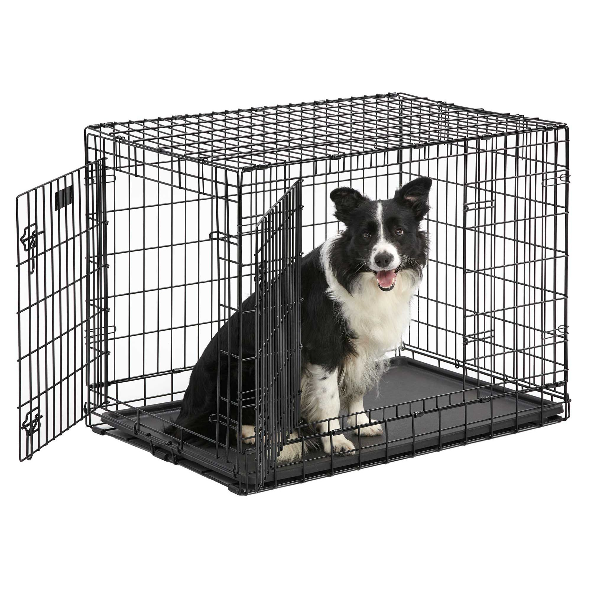 Midwest Ultima Pro Double Door Dog Crate Size 37 L X 25 W X 28 H