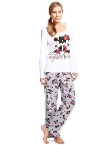 Mickey & Minnie Mouse Pyjamas - Marks & Spencer