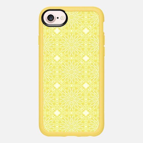 Lemon Lacey Mandalas - Classic Grip Case