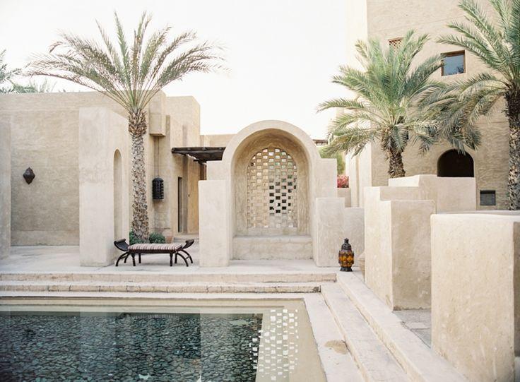Photo of Bab Al Shams Dubai Bridal — Vicki Grafton Photography | Destination Fine Art Film Wedding Photographer