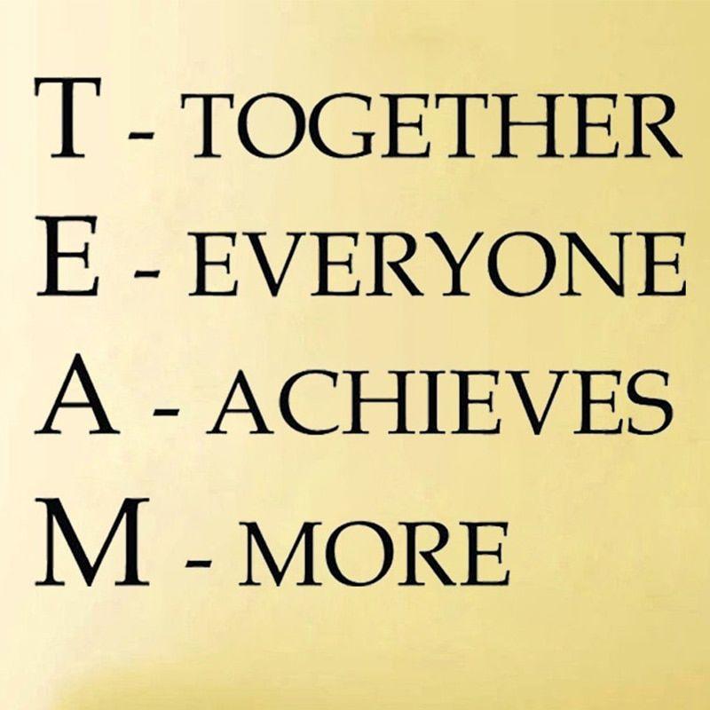inspirational team quotes amazing inspirational team