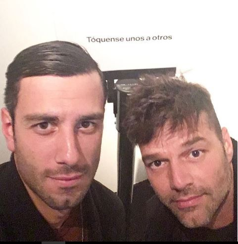 Ricky Martin se casará en junio próximo