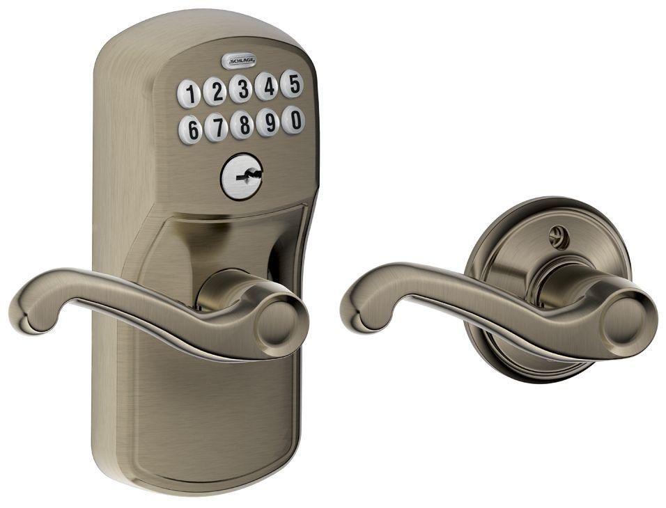 Milocks Indoor Electronic Touchpad Keyless Entry Door Lock Review