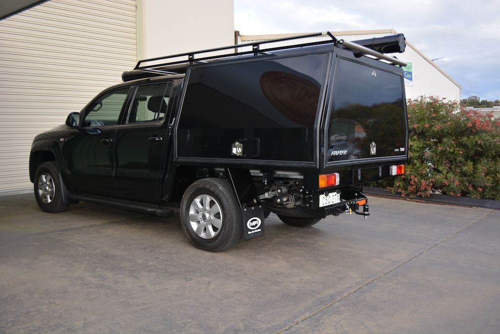 MFI Service Bodies - Commercial, Trade, 4WD & Recreational - MFI Service Bodies