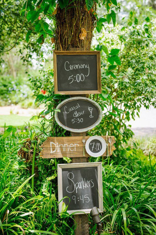 10 Creative Signs Youll Want at Your Wedding