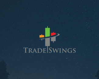 Trade Swings Logo Design Logo Can Be Used For A Brokerage Stocks Company Financial Services Forex Company Price 299 00 Forex Trading Trade Logo Trading