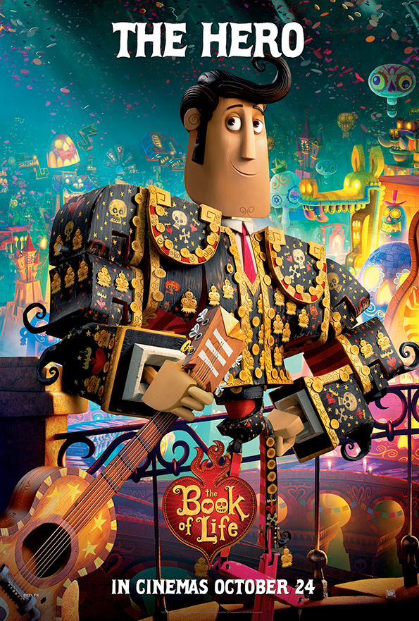 Manolo Sanchez Book Of Life Costume