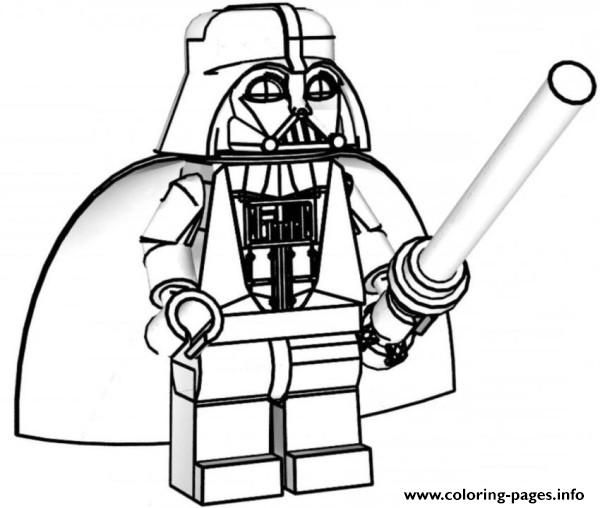 Print lego star wars coloring pages darth vader coloring pages Boy