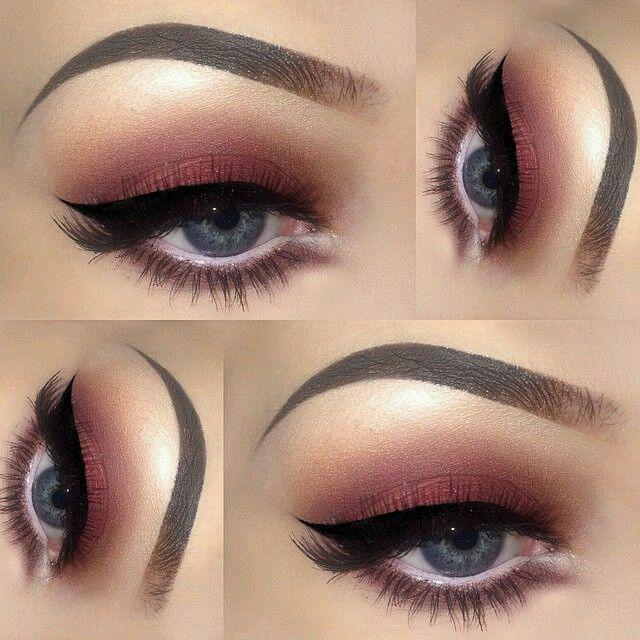 Maquillaje de ojos ahumados en diferentes tonos For Komorebidolls
