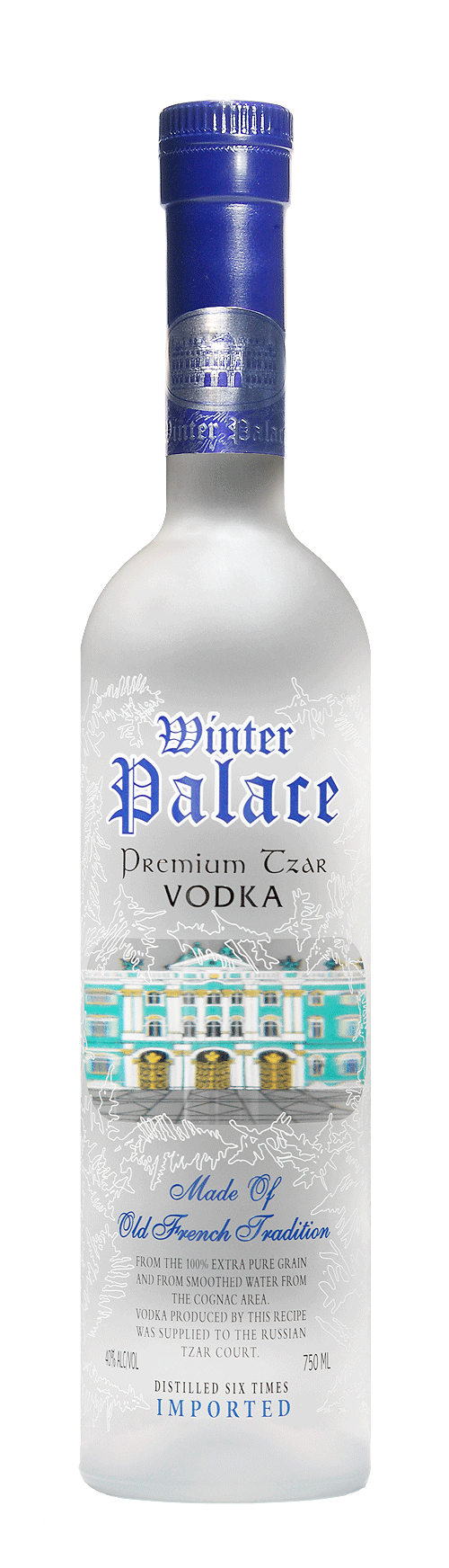 Winter Palace Vodka Vodka from Russian PD | Alcohol | Pinterest ...